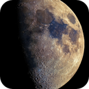 The Moon April 13th 2019,                                Wouter D'hoye