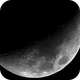 Moon - 20200131 - Bresser AR102-XS - Ha,                                altazastro