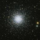 M53 and NGC5053 Two distant Globulars,                                hbastro