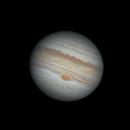 Jupiter with good seeing,                                Ecleido Azevedo