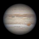 Jupiter on July 12, 2020,                                Chappel Astro