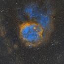 """Sh2-284 the """"little rosette"""" nebula in Monoceros,                                JohnAdastra"""