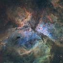 Eta Carinae Nebula,                                Magellan_Team