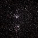 NGC 869 & 884 Open Cluster in Perseus,                                autonm