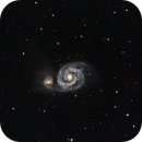 M51 - Whirlpool Galaxy,                                douglupardus