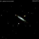 ngc5297 -- 5296  galassie nei cani venatici    distanza  49 milioni   A.L:,                                Carlo Colombo