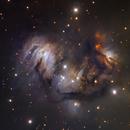 NGC 2185 RGB by Liverpool Telescope :-),                                Daniel Nobre