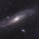 Andromeda - My First Light Ever,                                Daniel Pázmán