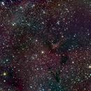 Barnard 37 Area.Star.71,Ha, P/L, RGB,                                Stephen Garretson
