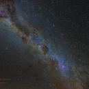 Milky Way - Southern Sky,                                elvethar