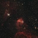 Meteor of  Magnesium, Sodium and Iron through Carina Cluster,                                KiwiAstro