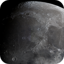 Moon Northern hemisphere under reasonable seeing conditions,                                Dominique Callant