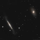 NGC 4762 and NGC 4754,                                Gary Imm