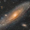 M31 - Andromeda Galaxy,                                Alessio Pariani
