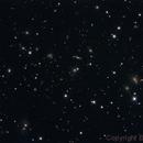 Hercules Galaxy Cluster,                                bigeastro