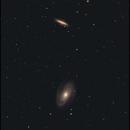 M81/82 above Paris,                                Bruno