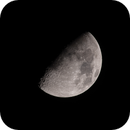 Waxing Gibbous Moon - May 20th 2021,                                Antonis Karousis