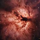 NGC2024 (Flame Nebula) [HaRGB],                                Dean Carr
