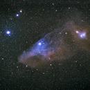 IC4592 Blue Horsehead Nebula,                                Hideki