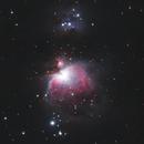 Great Nebula in Orion at 360mm,                                Matej Kakiš