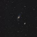 NGC3718 and NGC 3729,                                dheilman