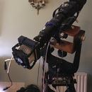 Repurposing my Meade LX5 mount,                                Tom Gray