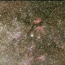 Gamma Cygni Region,                                pbrayton