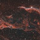 The Veil Nebula in HOO,                                Joe