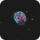 Skull Nebula (NGC 246),                                Chris Sullivan