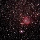 Gum 5 - Sh2-301 Nebula ,                                Geoff Scott