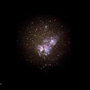 Eta Carinae,                                Leandro Fornaziero