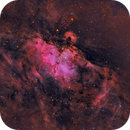 M16 - Eagle Nebula,                                Dennis Sprinkle