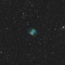 M27 The Dumbbell Nebula,                                Sandra Repash