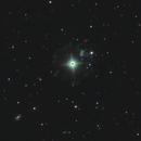 Cats Eye Nebula,                                Elmiko