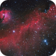 IC 2177 - Seagull Nebula HaLRGB,                                Yann-Eric BOYEAU