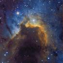 The Cave Nebula,                                Everett Quebral