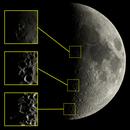 Lunar V, X and L,                                Steven Bellavia