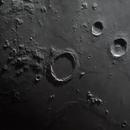 The Moon - Celestron C5,                                Andrew Burwell