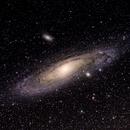 M31 - Andromeda Galaxy,                                Steven E Labkoff