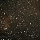 Heart of the Heart Nebula,                                Jon Stewart