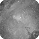 NGC 2264 - Cone Nebula & Christmas Tree Cluster,                                remidone