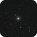 M80 globular cluster,                                Nicholas Jones