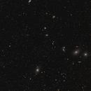 Virgo Galaxy Cluster,                                Mark Hudson