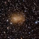 IC 10 irregular galaxy,                                Riedl Rudolf