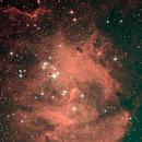 IC2944 Running Chicken  Nebula 20-03-2021,                                Wagner