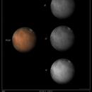 Marte e Monte Olympus,                                Odair Pimentel Ma...