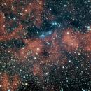 NGC 6914,                                Luk