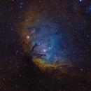 Tulip Nebula - Sh2-101 (SHO),                                Jonathan W MacCollum