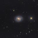 M58 galaxy,                                Toshiya Arai