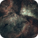 First Eta Carina nebula with asi533,                                Tony Leece